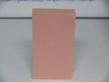 Densidade KG/M3 280-320 Cor Rosa