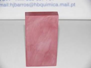 Densidade KG/M3 1450-1550 Cor Vermelho